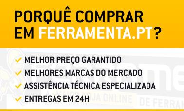 Ferramenta.pt - Razões para comprar na Ferramenta.pt