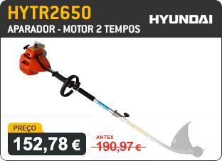 Ferramenta.pt - Jardim Hyundai HYTR2650 Promo 1