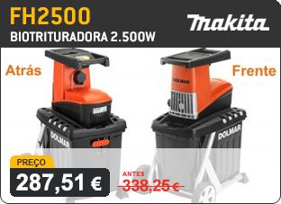 Ferramenta.pt - Jardim Makita FH2500 Promo 2