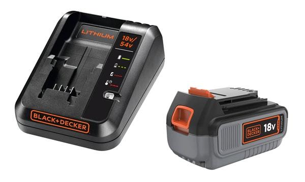 Baterias e Carregadores Black&Decker