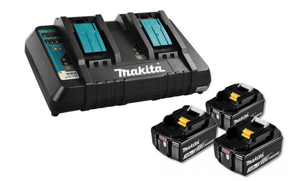 Baterias e Carregadores Makita
