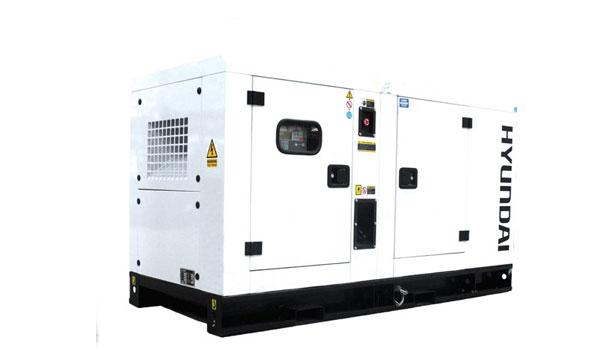Gerador de 30 a 60 kVA