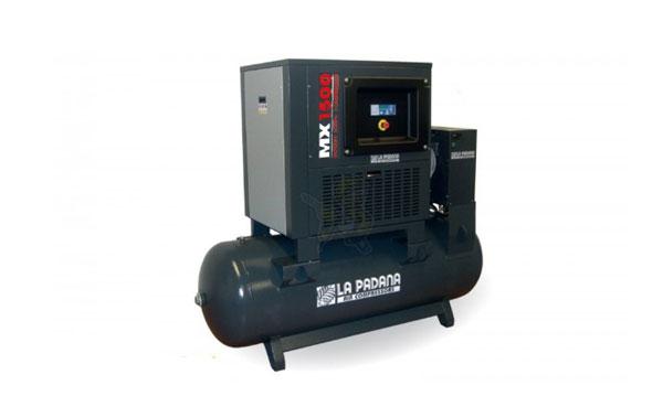 Compressores de Parafuso 270 Litros