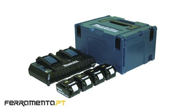 Carregadores e Baterias