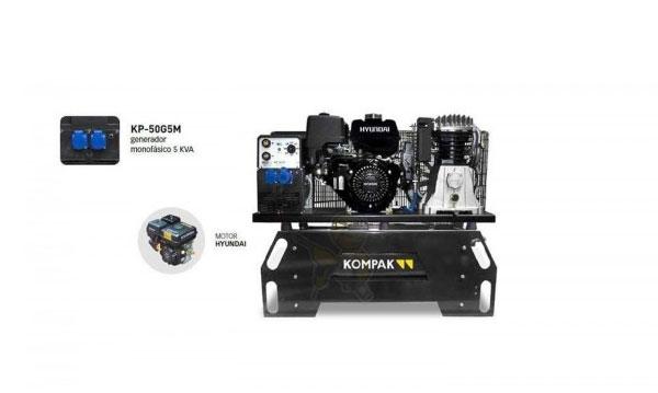 Moto-Compressores 50 Litros