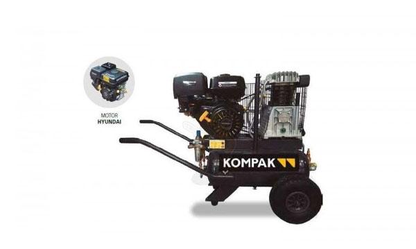 Moto-Compressores 25, 36 Litros