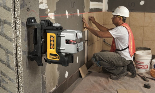 Níveis e Medidores Laser