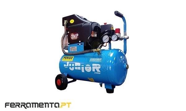 Compressores de 6, 25, 50 e 100 litros