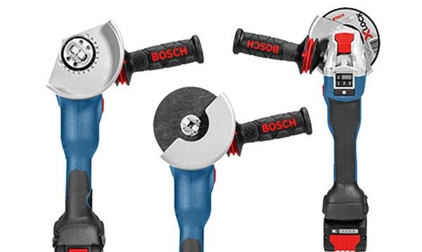 Rebarbadoras X-LOCK