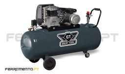 Compressor Great Tool 200 litros 3HP 230V