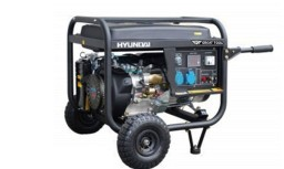 Gerador Gasolina 6kW GT Power by Hyundai GTHY9000LEK-R