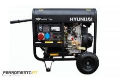 Gerador Gasolina Trifásico 7,5 kVA GT Power by Hyundai GTHY9000LEK-3R