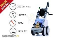 Máquinas de Lavar Alta Pressão Kranzle Quadro 799 TS T