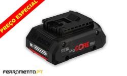Bateria ProCORE 18V 4,0 Ah Bosch 1600A016GB