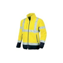 Casaco de Alta visibilidade Amarelo Industrial Starter 04512