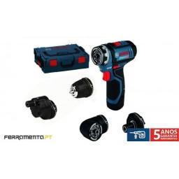 Aparafusadora 5 em 1 Bosch GSR 12V-15 FC Professional