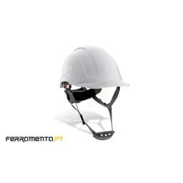 Capacete de Proteção Profissional Branco MARCA 2088-CMVB