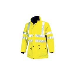 Casaco De Uso Triplo Amarelo /Azul Industrial Starter 04630N012