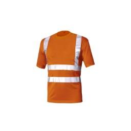 T-shirt Laranja Industrial Starter 08183032