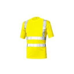 T-shirt Amarelo Industrial Starter 08183012