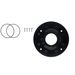 A placa base redonda Para tupia de GKF 600 Bosch 2608000333