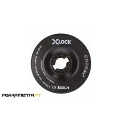 Prato Disco Fibra X-LOCK 125mm Bosch 2608601716
