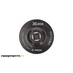 Prato Lixa Auto-adesivo X-LOCK 125mm Bosch 2608601722