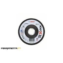 Disco de Lamelas X571 115mm x 60gr X-LOCK Bosch 2608619198