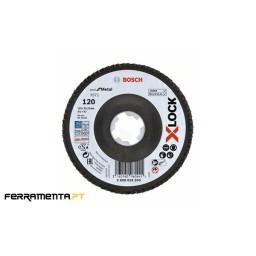 Disco de Lamelas X571 115mm x 80gr X-LOCK Bosch 2608619199
