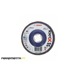 Disco de Lamelas X571 115mm x 60gr X-LOCK Bosch 2608619206