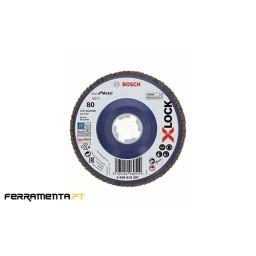 Disco de Lamelas X571 115mm x 80gr X-LOCK Bosch 2608619207