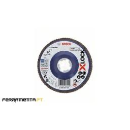Disco de Lamelas X571 125mm x 60gr X-LOCK Bosch 2608619210