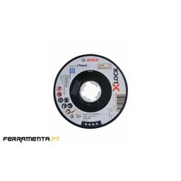 Disco de Corte 115mm X-LOCK Expert P/ Metal Bosch 2608619252