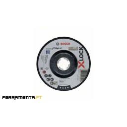 Disco de Corte 125mm X-LOCK Expert P/ Metal Bosch 2608619259