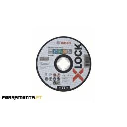 Disco de Corte 125mm X-LOCK Multi Material Bosch 2608619270