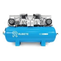 Compressor 290L 3+3HP 400V Rubete 300DPTSBD