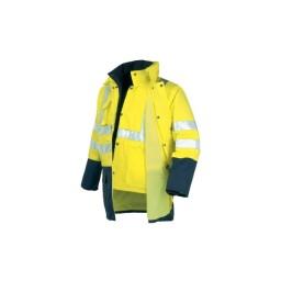 Casaco de proteção Amarelo Industrial Starter 04631N012