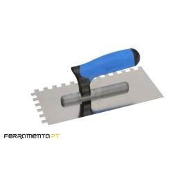 Liçosa Inox Dentada 270x130mm 2RF FK0242