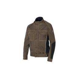 Casaco de proteção ISSA STRETCH Castanho Industrial Starter 8845B