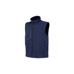Colete Bali Vest Azul Industrial Starter 04007