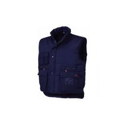 Colete Multi-bolsos Azul Industrial Starter 04031