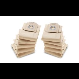 Saco Filtro de Papel 10un P/ Aspiradores Karcher 6.904-333.0