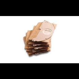 Saco Filtro de Papel 5un P/ Aspiradores Karcher 6.904-322.0
