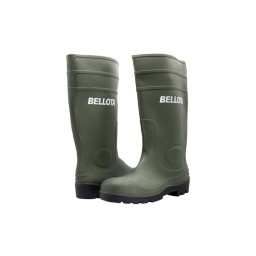 Galocha Bellota de PVC Verde S5 72242