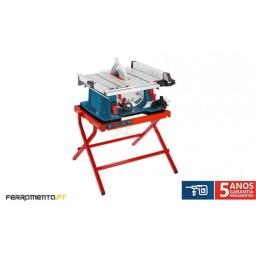 Serra circular de mesa Bosch GTS 10 XC Professional + Mesa de trabalho GTA 6000