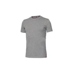 T-shirt de Manga Curta Cinzento Industrial Starter 8180080