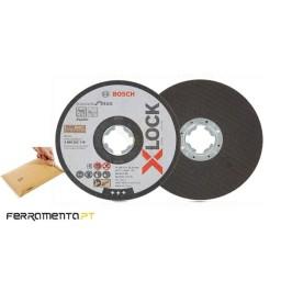 Disco de corte de inox X-LOCK 125 x 1MM 5Un Bosch 260925C119