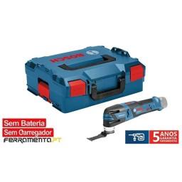 Multiferramenta sem fio GOP 12V-28 + L-BOXX Bosch