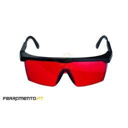 Óculos de visão a laser (vermelho) Bosch 1608M0005B