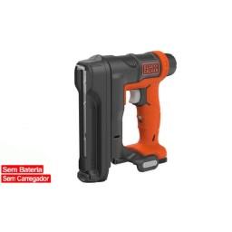 Agrafador / Pistola de pregos 12V Black&Decker BDCT12N